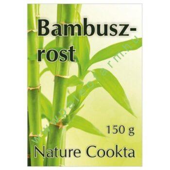 Nature Cookta bambuszrost - 150g