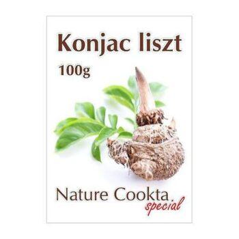 Nature Cookta konjak - ördögnyelv liszt - 100g