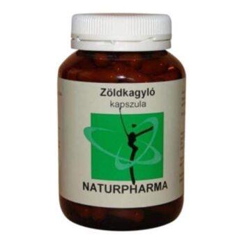 Naturpharma zöldkagyló kapszula - 60 db