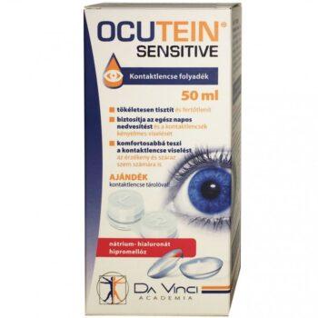 Ocutein Sensitive kontaktlencse folyadék - 50ml