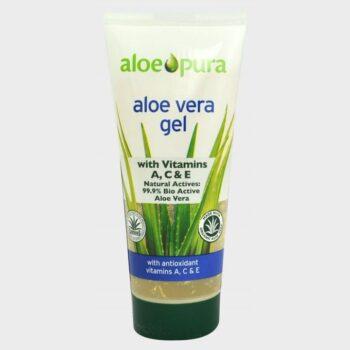 Optima Aloe Vera gél A-, C- és E-vitaminnal - 200ml