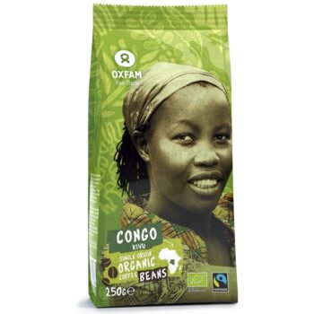 Oxfam bio fair trade 100% arabica kávé - 250g