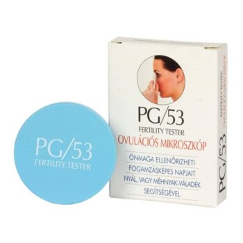 Pg/53 fertility ovulációs teszt törpemikroszkóp - 1 db