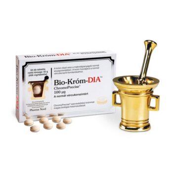 Pharma Nord Bio-Króm DIA tabletta - 30db
