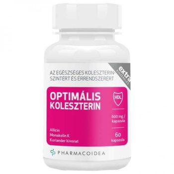 Pharmacoidea Optimális koleszterin Extra kapszula - 60db