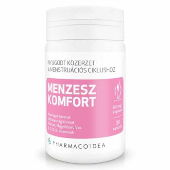 Pharmacoidea Menzesz komfort  kapszula - 30db