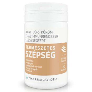 Pharmacoidea Természetes szépség kapszula - 30db