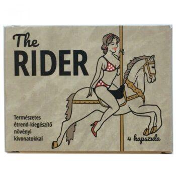 Rider potencianövelő kapszula - 4db