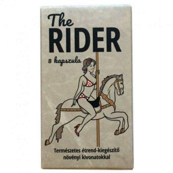 Rider potencianövelő kapszula - 8db