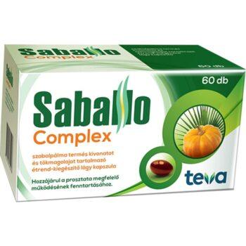 Saballo Complex kapszula - 60db