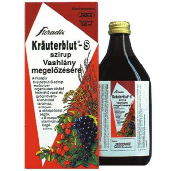 Salus Krauterblut-S szirup - 250 ml