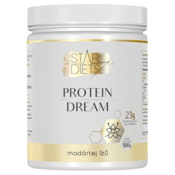 StarDiets Protein Dream fehérje madártej - 500g