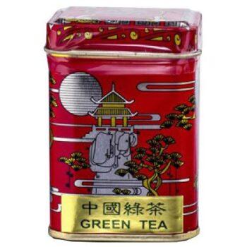 Sun Moon Eredeti Kínai zöld-tea fémdobozos - 25g