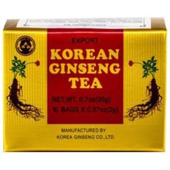 Sun Moon Instant koreai ginseng (Ginzeng) tea - 10db