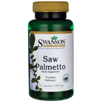 Swanson Saw Palmetto - Fűrészpálma kapszula - 100db