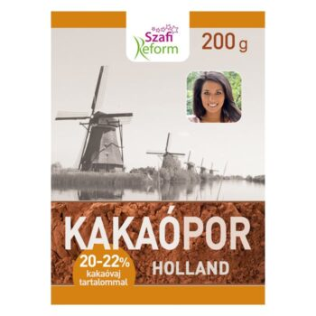 Szafi Reform Holland kakaó 20-22% - 200g