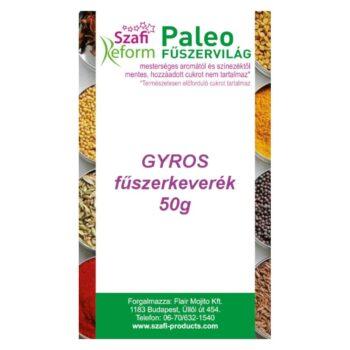 Szafi Reform Gyros fűszerkeverék - 50g