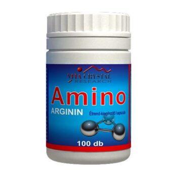 Vita Crystal Amino Arginin kapszula - 100db