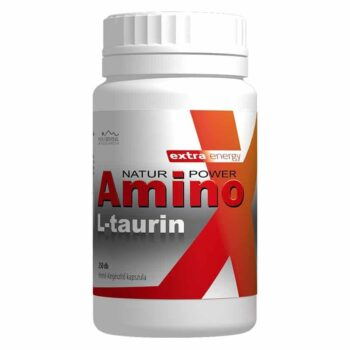 Vita Crystal Amino L-Taurin kapszula - 250 db