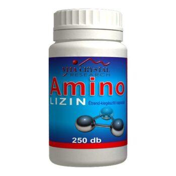 Vita Crystal Amino Lizin kapszula - 250 db