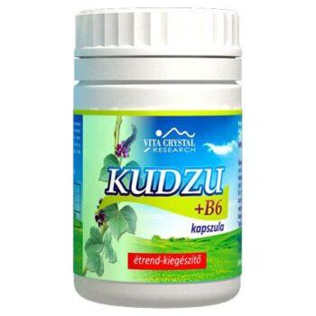 Vita Crystal Kudzu + B6-viamin kapszula - 100 db