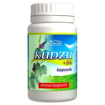 Vita Crystal Kudzu + B6-viamin kapszula - 250 db