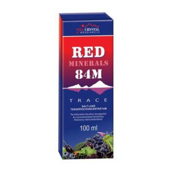 Vita Crystal Red Minerals 84M - 100ml