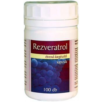 Vita Crystal Rezveratrol kapszula - 100 db