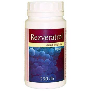Vita Crystal Rezveratrol kapszula - 250 db