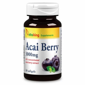 Vitaking Acai Berry kapszula - 60db