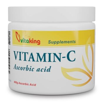 Vitaking C-vitamint tartalmazó italpor - 400g