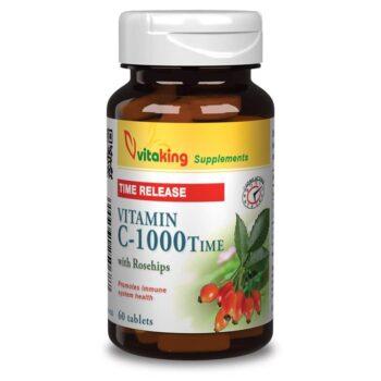 Vitaking C-vitamin 1000 mg TR tabletta - 60db