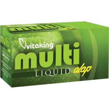 Vitaking Multi Liquid Alap vitamincsomag - 30db