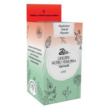 Zafir Galagonya-Fagyöngy-Fokhagyma DR kapszula - 60db