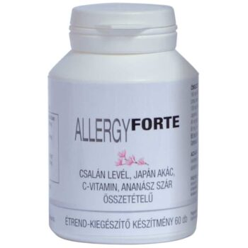 Allergy Forte kapszula - 60db