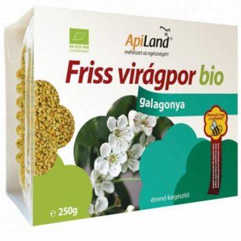 Apiland Friss virágpor bio galagonya - 250g