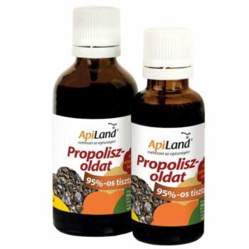 Apiland 95%-os tisztaságú propolisz oldat - 30ml