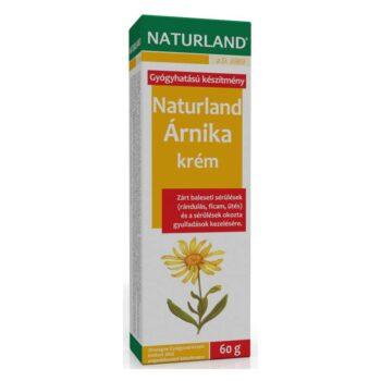 Naturland Árnika krém - 60 g