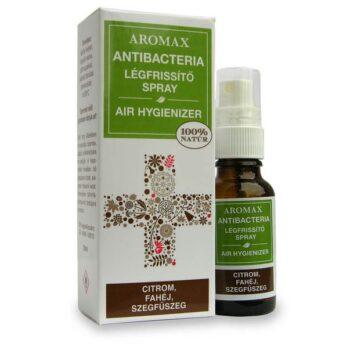 Aromax Citrom-Fahéj-Szegfűszeg légfrissítő spray - 20 ml