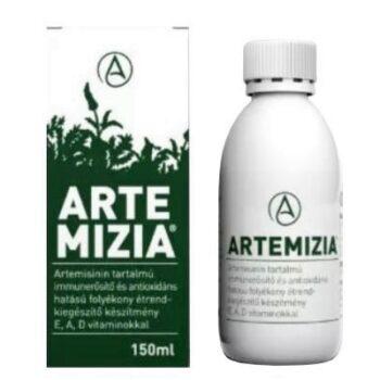 Artemizia - Artemisinin tartalmú immunerősítő készítmény - 150ml