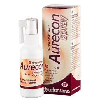 Aurecon fülspray - 50 ml
