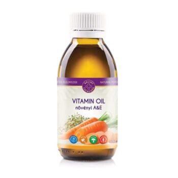 Bálint Cseppek Vitamin Oil A&E - 150ml