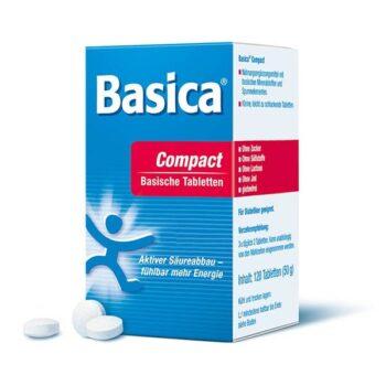 Basica Compact tabletta - 120 db