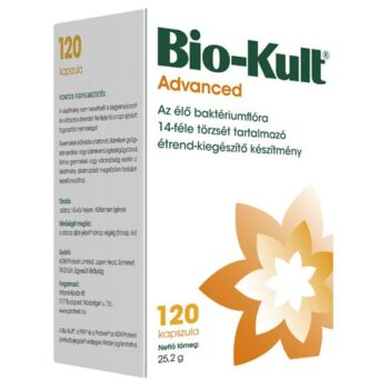 Bio-Kult Advanced kapszula - 120db