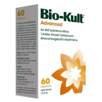 Bio-Kult Advanced kapszula - 60db