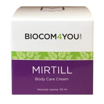 Biocom Mirtill általános testápoló - 50ml