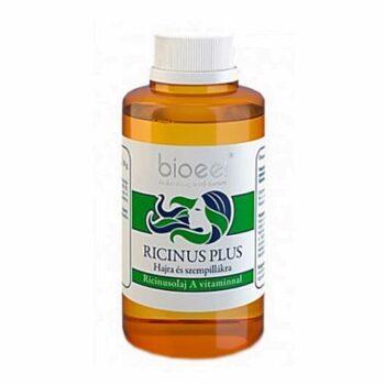 Bioeel Ricinusolaj plusz A-vitaminnal - 80g