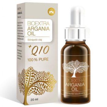 Bioextra Argania oil bőrápoló olaj + Q10 - 20ml