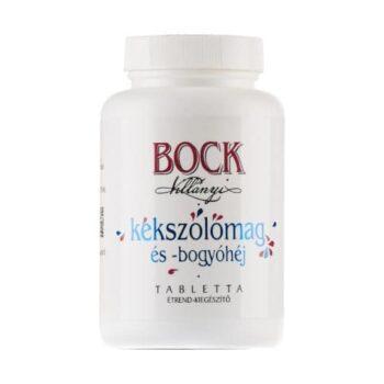 Bock Villányi kékszőlőmag-bogyóhéj tabletta - 60db