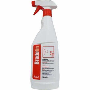 Bradolin alkoholos felületfertőtlenítő - 500ml